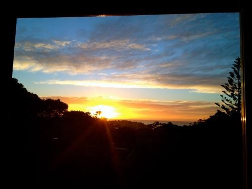 Danny James blog sunrise Bondi