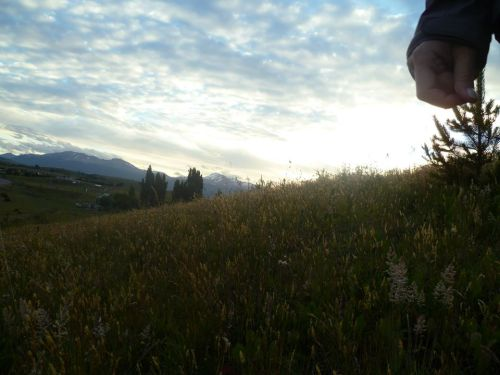 Somewhere in Patagonia, December 2013
