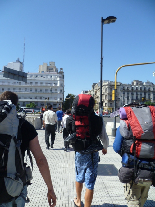 Buenos Aires, Argentina 2012