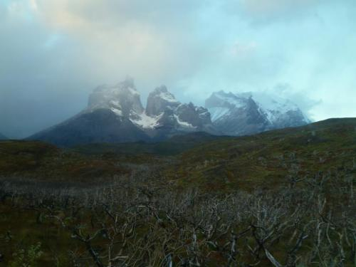 Danny James in PAtagonia