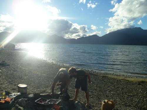 Danny James blog in Patagonia 2