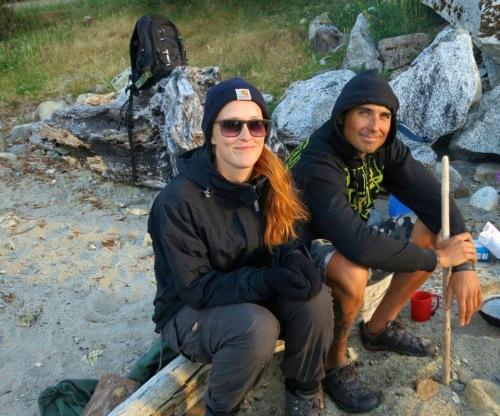 Danny in Patagonia again