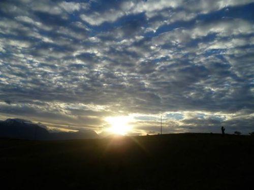 Danny James blog in Patagonia